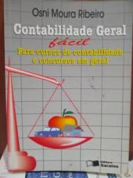 LIVRO: CONTABILIDADE GERAL FÁCIL (Leia)