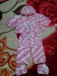 Roupinha para bebê(menina)