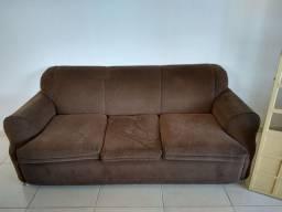 Sofá de 3 e 2 lugares