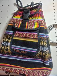 Mini mochila peruana