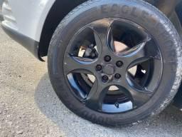 4 rodas e pneus golf sportline vendo urgente