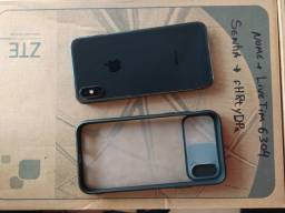 iPhone X 256 GB. Impecável