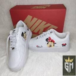 Tênis Nike Air Minnie