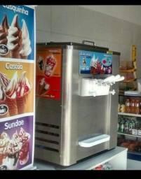 Título do anúncio: Máquina de sorvete