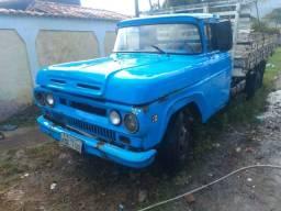 Título do anúncio: Caminhão F 350 ano 1968