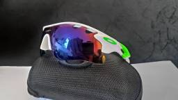 Óculos Ciclismo Oakley Radar Trek camaleão