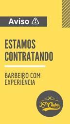 Vaga pra Barbeiro(a)