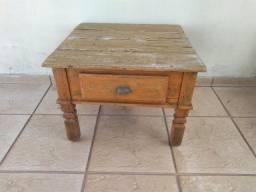 Título do anúncio: Mesa rústica em madeira de demolição