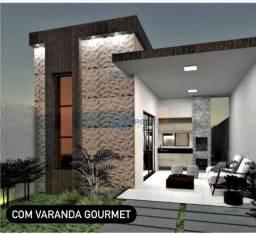 Casa com 2 dormitórios à venda, 79 m² por R$ 238.000,00 - Urucunema - Eusébio/CE