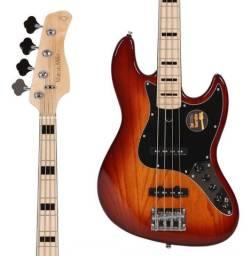 Baixo Sire V7 Marcus Miller, 4 cordas, Jazz Bass
