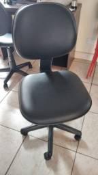 Cadeiras pra escritório promoção entrego real móveis