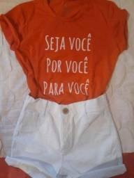Camiseta.t-shirt.nova