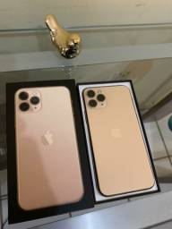 Iphone 11 Pro Max 256Gb Dourado