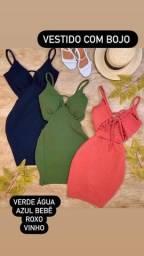 Vestidos feminino - Entrega grátis para o centro