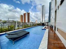 Apartamento em Manaíra com 123m², 3 quartos sendo 2 suítes, ampla varanda