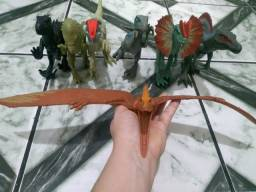 Título do anúncio: Coleção Jurassic world MATTEL