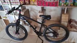 Vendo ou troco em monitor gamer bicicleta aro 26  usada