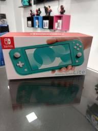 Nintendo Switch Lite - Novo / Lacrado Aceitamos Cartões em até 12x