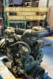 Título do anúncio: Motor 355/6 turbinado