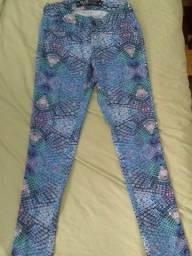 Título do anúncio: calça estampada Renner