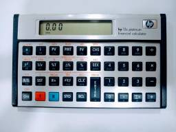 HP 12c Platinum - Calculadora Financeira