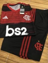 Flamengo conjunto todos os tamanhos