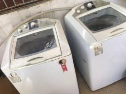 3 máquinas de lavar para tirar peças
