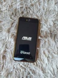 Título do anúncio: Celular Asus Zenfone - troco por bike