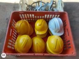 Capacete Para Trabalho Construção