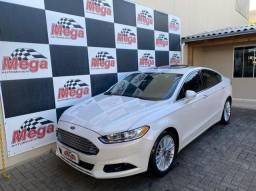 Título do anúncio:  Ford Fusion Titanium Ano 2016 AWD Ecobust Carro com 70.000 km toda Prova