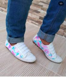 Vendo sapatos e sandálias femininas