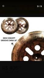 Prato octagon groove new concept