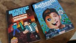 Livros authentic games
