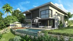 Casa com fundos para a área de preservação - Condomínio San Nicolas