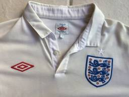 Camisa Inglaterra Umbro Tamanho M