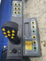 Alavanca de controles multifuncionais para pulverizadores - Joystick Jacto