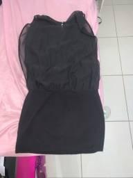 Título do anúncio: vestido saia