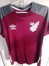 Título do anúncio: Camisa treino Athletico Paranaense Original Umbro