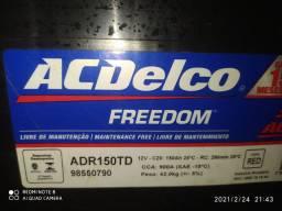 Bateria 150 amperes  Acdelco freedom estacionária de gel