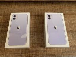 IPhone 11 64gb Lilás Roxo // Novo // Caixa Completa // Savassi