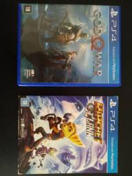 Ratchet and clank e Gow