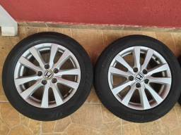 Rodas 16 pneus top