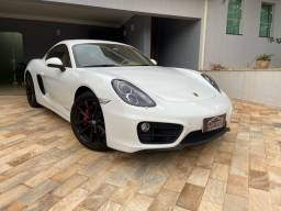 Título do anúncio: Porsche Cayman 2014 zerada 26.500km impecável / troco e financio