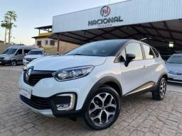 SUV Captur Ipva21 pago 1.6 Automá.Cvt Intense T.preto Ú.dono garantia total Renault 2019