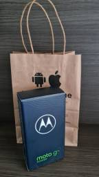 "1 de 5<br><br>Smartphone Motorola Moto G9 Power - Tela 6,8"" - 4 GB RAM - Câm.Tripla 64 MP<br><br>"