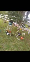 Enfeites de jardim ACEITAMOS ENCOMENDAS