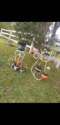 Enfeites de jardim