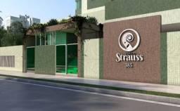 EDF Strauss AP 205, more ou invista em um condomínio a duas quadras da praia.