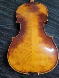 Título do anúncio: Violino Alemão  antigo (12x sem juros)