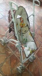 Carrinho Galzerano Bebê Girafas